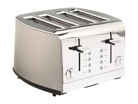 pro aroma brood wit w oven krups mat toaster