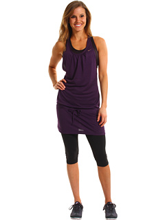 SALE! $24.99 - Save $35 on Nike Knit Dress (Grand Purple Metallic Red Bronze) Apparel - 58.35% OFF $60.00