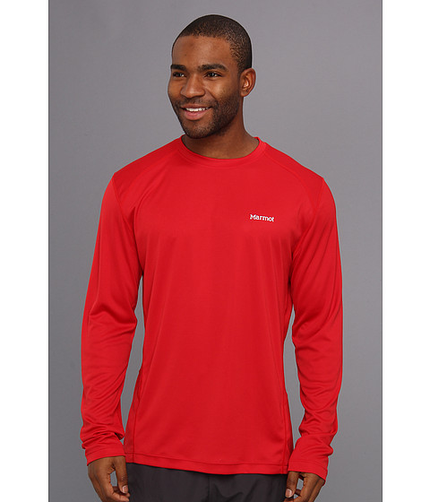 Marmot - Windridge L/S (Team Red) Men