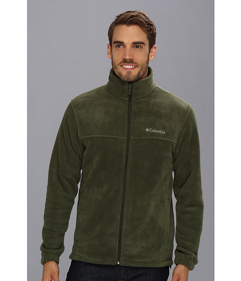 Columbia - Steens Mountain Full Zip 2.0 (Surplus Green) Men's Coat