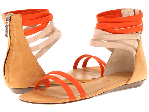 Rebecca Minkoff - Baby (Persimmon) Women's Sandals