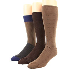 SALE! $14.99 - Save $12 on Cole Haan Circle Neat Dress 3 Pack (Earth) Footwear - 44.48% OFF $27.00