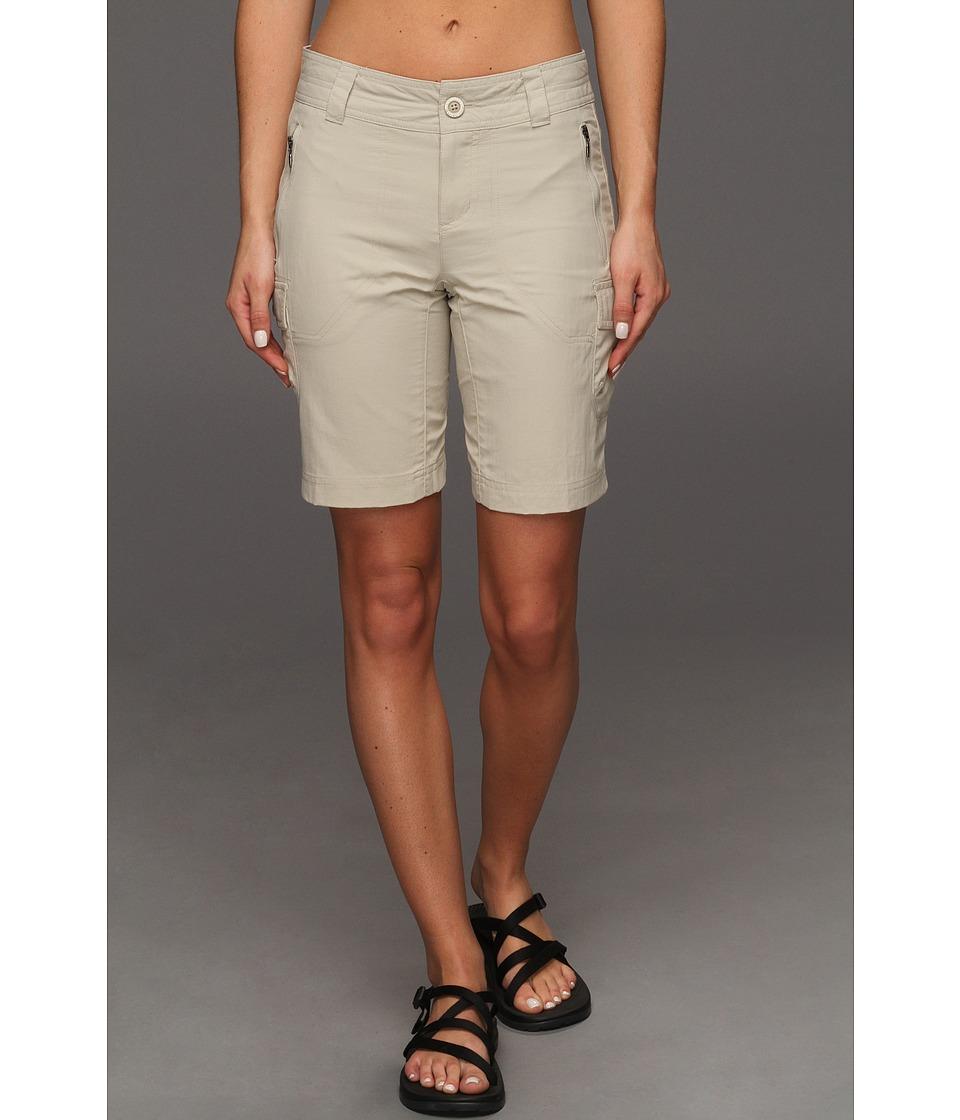 Columbia - East Ridge Short (Fossil) Women's Shorts