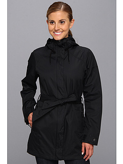 SALE! $64.99 - Save $35 on Columbia Pardon My Trench Rain Jacket (Black) Apparel - 35.01% OFF $100.00