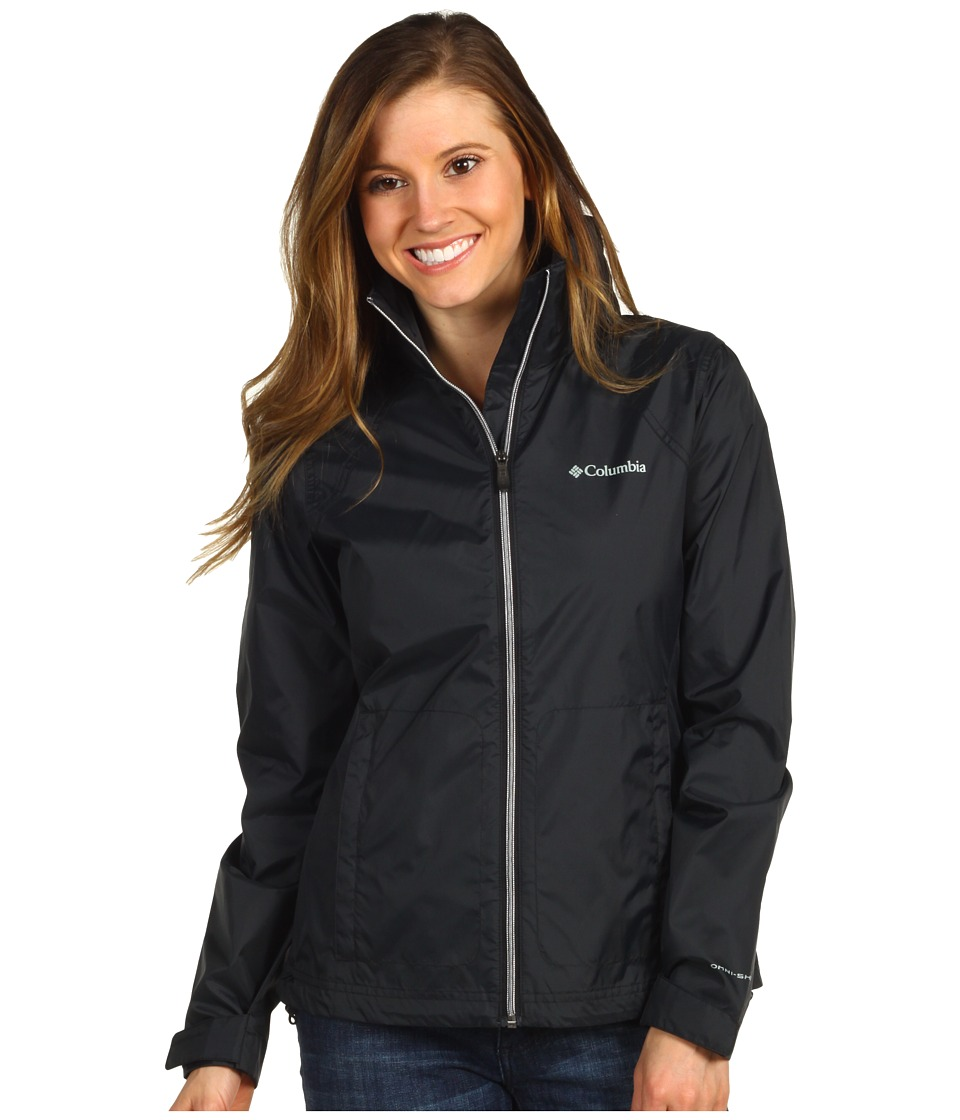 Columbia - Switchback II Jacket (Black) Women's Coat