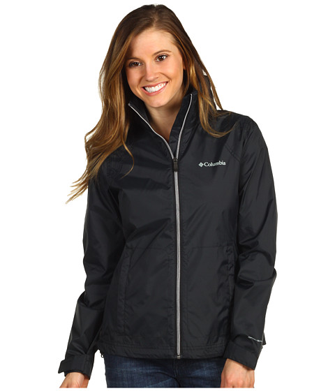 Columbia - Switchback II Jacket (Black) Women