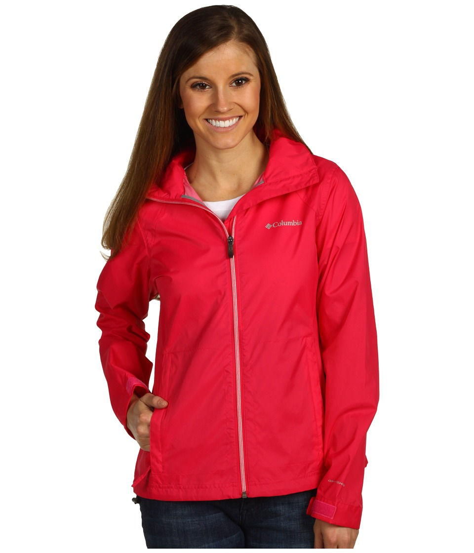 Columbia - Switchback II Jacket (Bright Rose) Women's Coat
