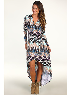 SALE! $67.99 - Save $68 on Tart Autumn High Low Dress (Ikat) Apparel - 50.01% OFF $136.00