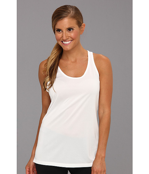 Nike - Legend Tank (White/White) Women's Sleeveless