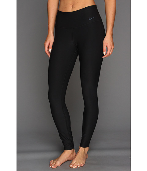 Nike - Legend 2.0 Tight Poly Pant (Black/Cool Grey) Women's Workout