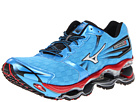 Mizuno - Wave Prophecy 2 (Malibu Blue/Silver/Chinese Red) - Footwear