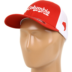 SALE! $16.99 - Save $8 on Columbia PFG Mesh Ball Cap (Sail Red White) Hats - 32.04% OFF $25.00