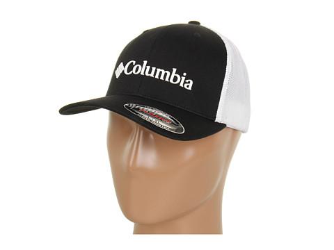 Columbia - Columbia Mesh Ballcap (Black) Caps