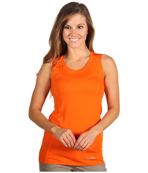 Marmot - Crissy Tank Top (Orange Spice) Women