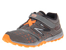 New Balance Kids KV20v3 (Infant/Toddler) (Grey/Orange)