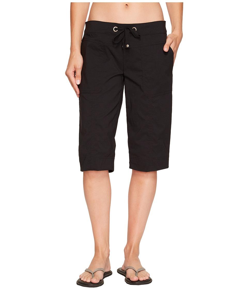 Prana - Bliss Knicker (Black) Women's Shorts