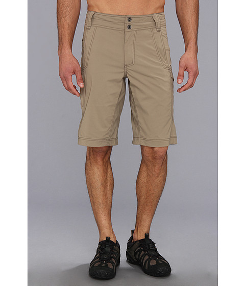 Royal Robbins - Fuse Short (Burro) Men's Shorts