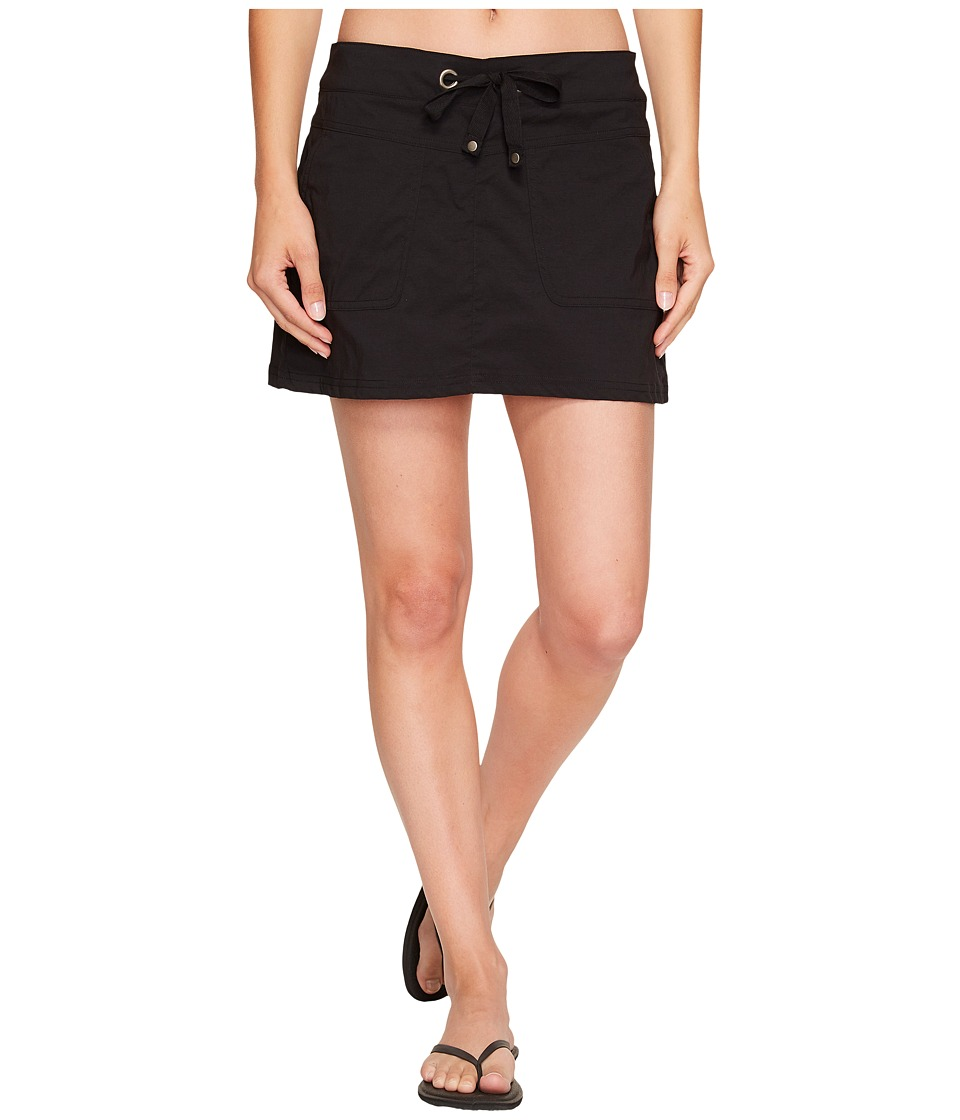 Prana - Bliss Skort (Black) Women's Skort