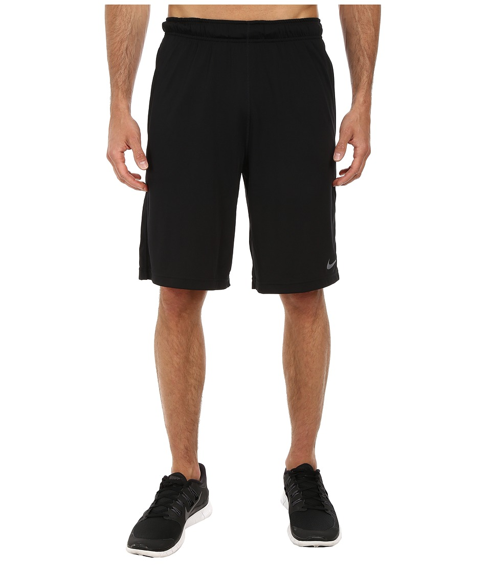 Nike - Fly Short 2.0 (Black/Black/Flint Grey) Men's Shorts