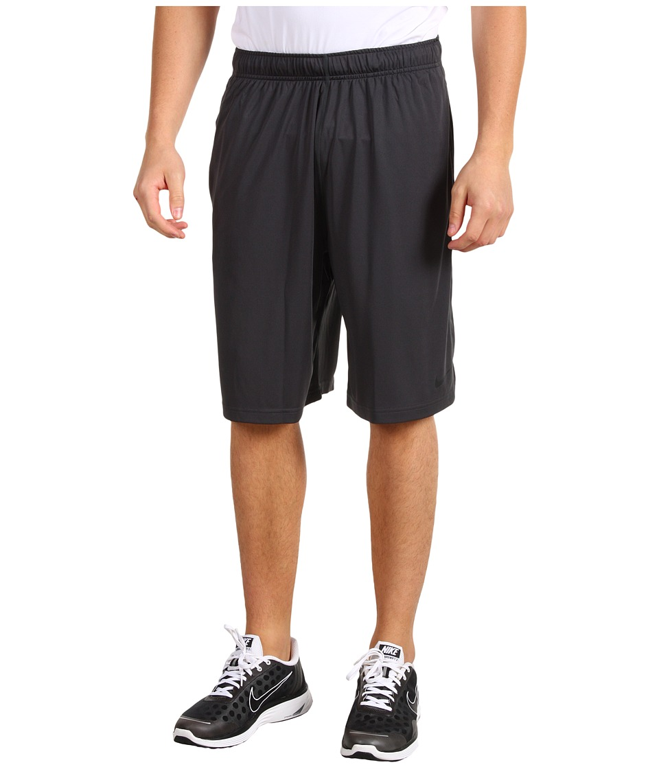 Nike - Fly Short 2.0 (Anthracite/Anthracite/Black) Men's Shorts