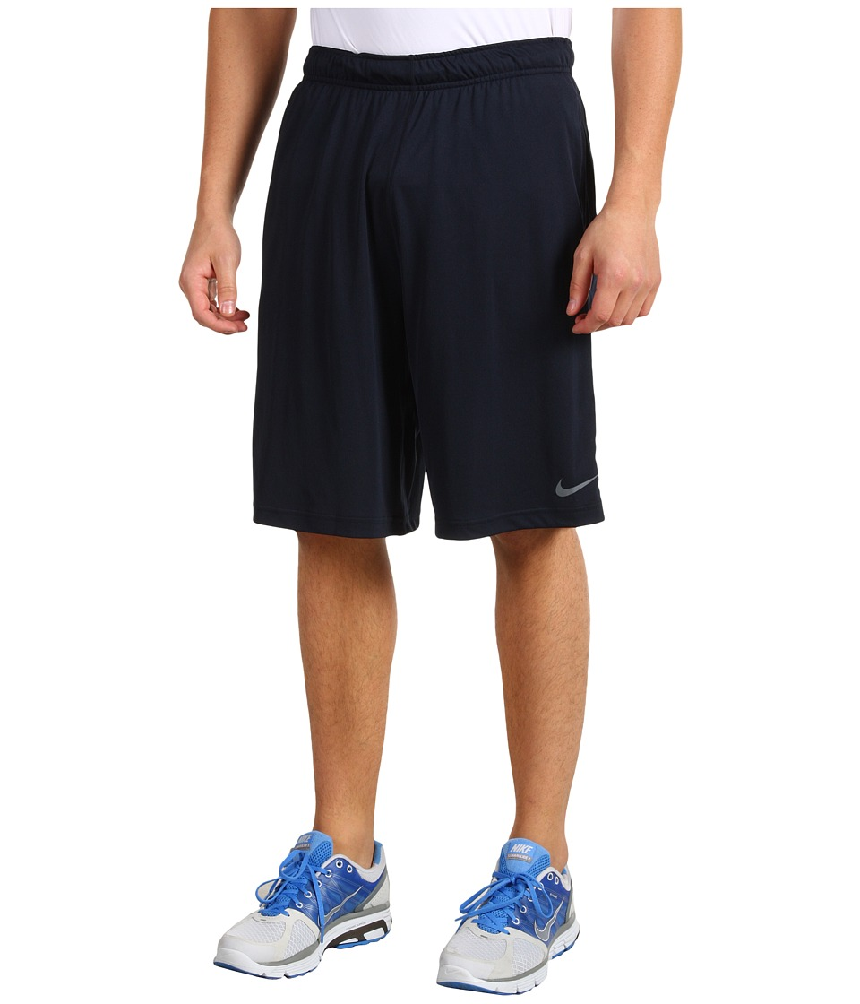 Nike - Fly Short 2.0 (Dark Obsidian/Dark Obsidian/Flint Grey) Men's Shorts