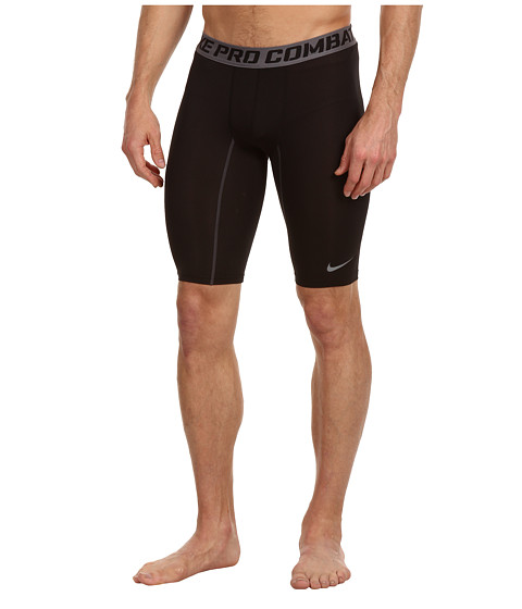 Nike - Pro Core Compression 9 Short 2.0 (Black/Cool Grey) Men