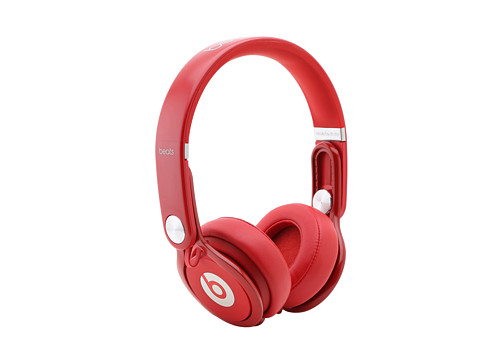 Beats By Dre - Mixr On-Ear Headphone (Red) Headphones