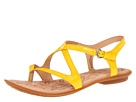 Born - Nahala (Yellow Patent) - Footwear