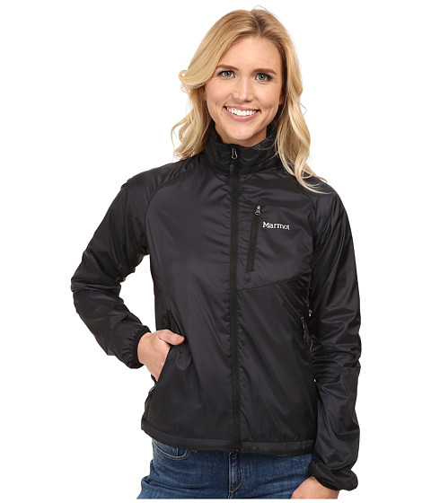 Marmot - Stride Jacket (Black) Women's Coat