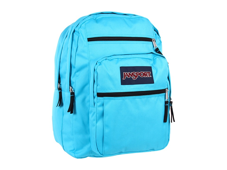 JanSport - Big Student (Mammoth Blue) Backpack Bags