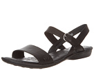 Born - Janna Sandal (Black Full Grain Leather)