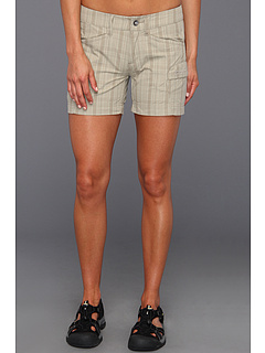 SALE! $29.99 - Save $28 on Marmot Ani Plaid Short (Sandstorm) Apparel - 48.29% OFF $58.00