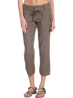 SALE! $31.99 - Save $38 on Prana Savannah Crop (Ivy) Apparel - 54.30% OFF $70.00