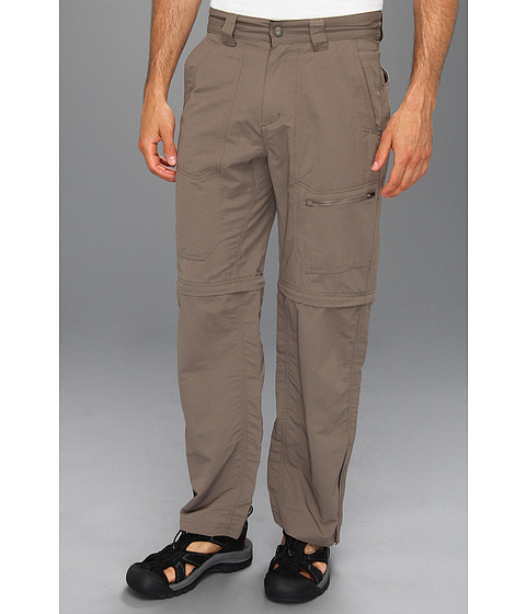 Royal Robbins - Backcountry Convertible Pant (Taupe) Men