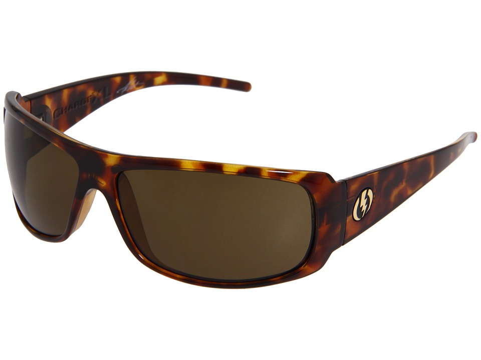Electric Eyewear - Charge XL (Tortoise Shell/Bronze) Sport Sunglasses