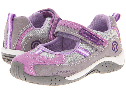 pediped - Dakota Flex (Toddler/Little Kid) (Lavender) Girl's Shoes