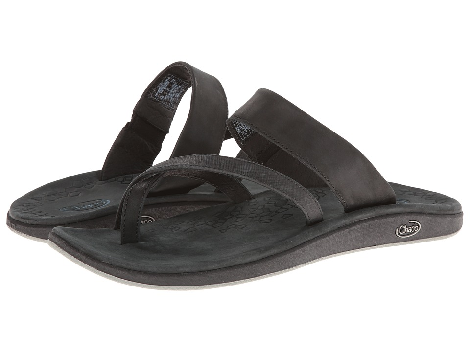 Chaco - Stowe (Black) Women's Sandals