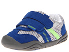 pediped Gehrig Grip 'n' Go (Toddler) (Blue/Grey/Lime)