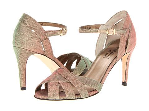 Vaneli - Elita (Multi Silver Labry Fabric) High Heels