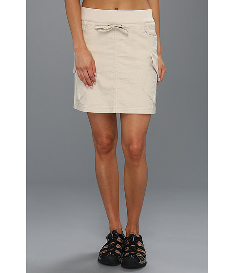Prana - Bailey Skirt (Stone) Women's Skirt