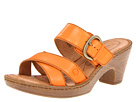 Born - Salima (Papaya (Orange) Full Grain Leather)