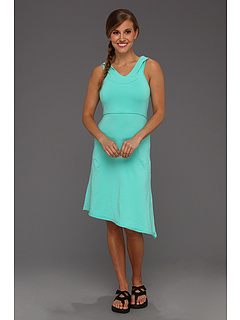SALE! $39.99 - Save $30 on Prana Alana Dress (Aquamarine) Apparel - 42.87% OFF $70.00