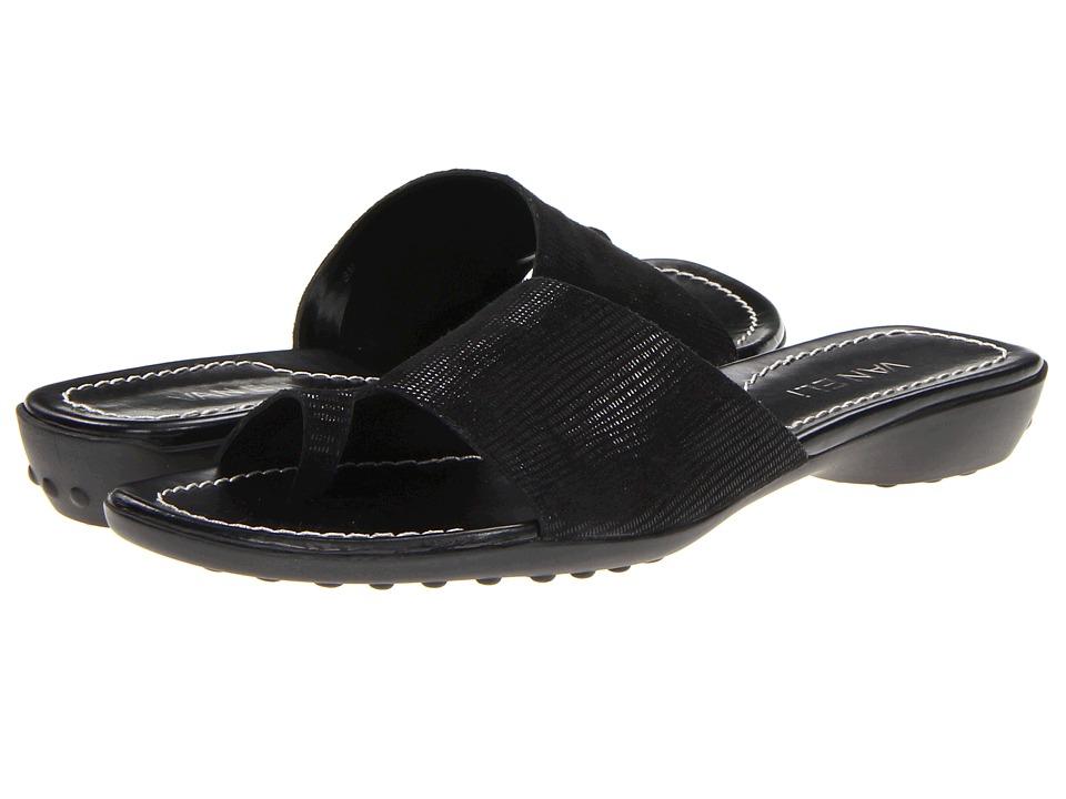 Vaneli - Tallis (Black Miniliz Print) Women's Sandals