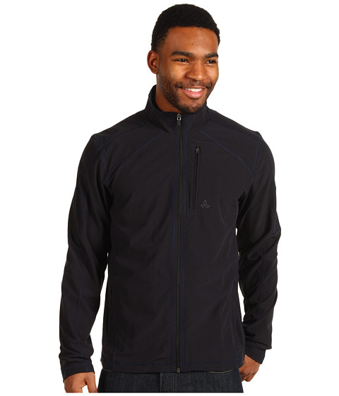 Prana - Flex Jacket (Black) Men's Coat