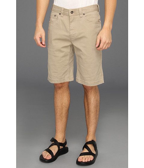 Prana - Bronson Short (Khaki 2) Men