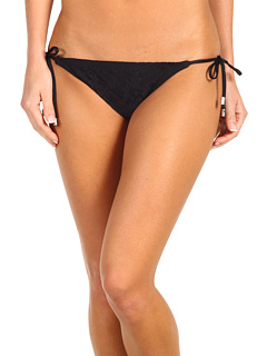 SALE! $26.99 - Save $36 on Tommy Bahama Lace String Bikini w Cord Ends (Black) Apparel - 57.16% OFF $63.00
