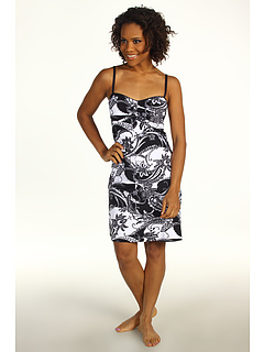 SALE! $46.99 - Save $71 on Tommy Bahama Paisley OTS Foam Cup Dress w Center Tab (Black) Apparel - 60.18% OFF $118.00