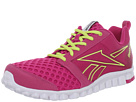 Reebok RealFlex Scream 2.0 (Cosmic Berry/Cool Aloe/White) Women's Running Shoes