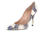 Stuart Weitzman - Naughty (Ice Blue Giboya Calf)
