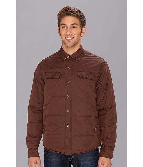 Prana - Rhody Reversible Jacket (Brown) Men